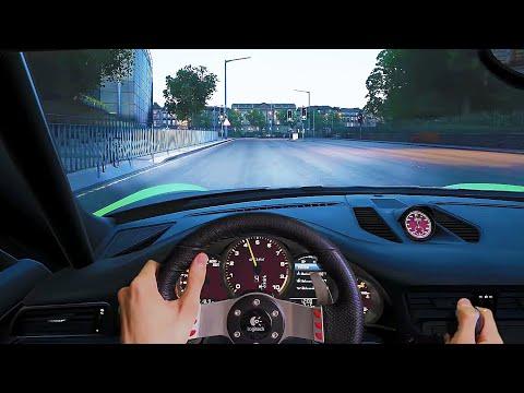 Forza Horizon 4 Logitech DFGT / G25 / G27 / G29 / G920 Best