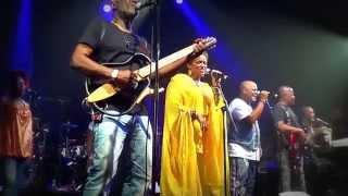 """KASSAV Live Bataclan 21032014 """"zouk La Sé Sel Médicaman"""""""
