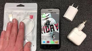 Wie kann man das iPhone schnell laden?