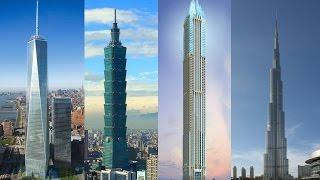 Небоскребы мира / Skyscrapers.