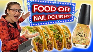 Is It Food Or Is It Nail Polish? thumbnail