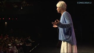 "Byron Katie - ""You Are Trying To Change Someone That Doesnt Exist..."