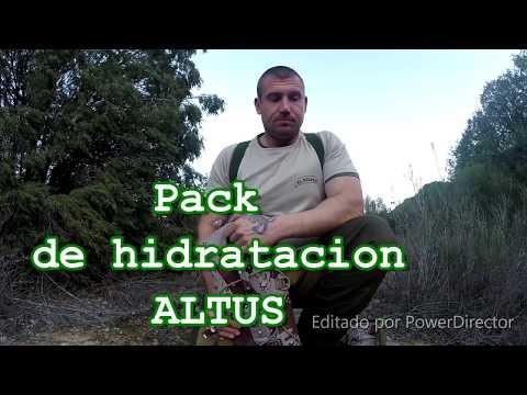 Pack de hidratacion  ALTUS