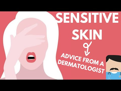 Sensitive Skin | Dermatologist Guide