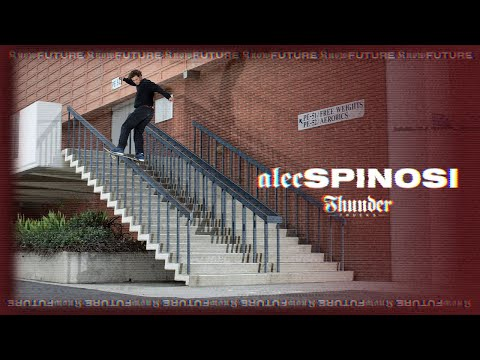 Image for video KNOW FUTURE - ALEC SPINOSI