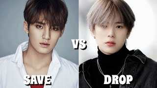 [KPOP GAMES] SAVE ONE VS DROP ONE (SAME TITLE CATEGORIES)