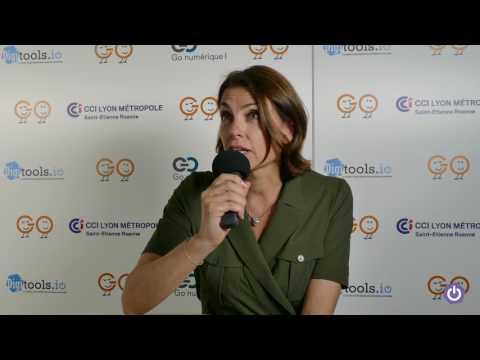 Go numérique 2017 : interview de  Karine Dognin-Sauze (Métropole de Lyon)