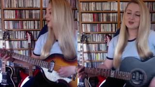 Me Singing 'Eight Days A Week' By The Beatles (Full Instrumental Cover By Amy Slattery)