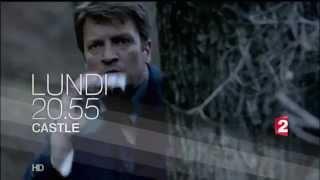 Castle 7x15 'Règlement de comptes' Bande annonce France 2 #1