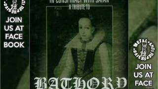 Tribute to Bathory - In Conspiracy With Satan 1998 FULL ALBUM