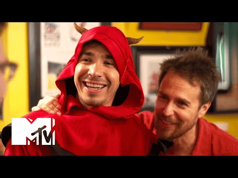 Sam Rockwell Sells His Soul to the Devil (Justin Long) | MTV After Hours