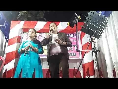 Ansuman & Antarikshyaa Live