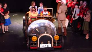 Chitty Chitty Bang Bang Finale Elgin Opera House