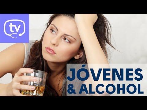 La dependencia alcohólica el pinchazo