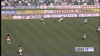 1987-1988 Napoli-Milan Resume