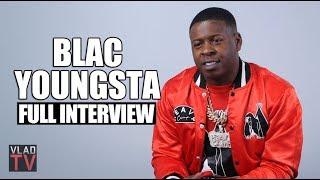 Blac Youngsta on 2Pac, Tekashi, Yo Gotti, and Money (Full Interview)