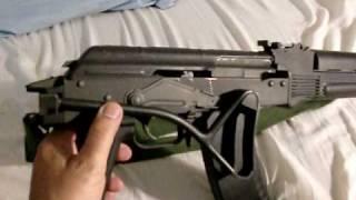 AK74 REVIEW  ARSENAL SGL31 61 & POLISH TANTAL AK 74 SAIGA