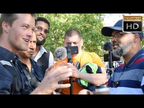 P2 - You want Virgins!?! Hashim Vs Visiting Christian | Speakers Corner | Hyde Park