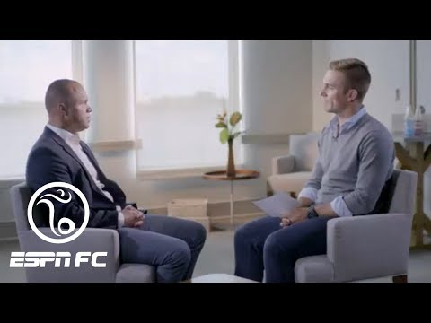 Earnie Stewart defines role as USMNT GM | ESPN FC