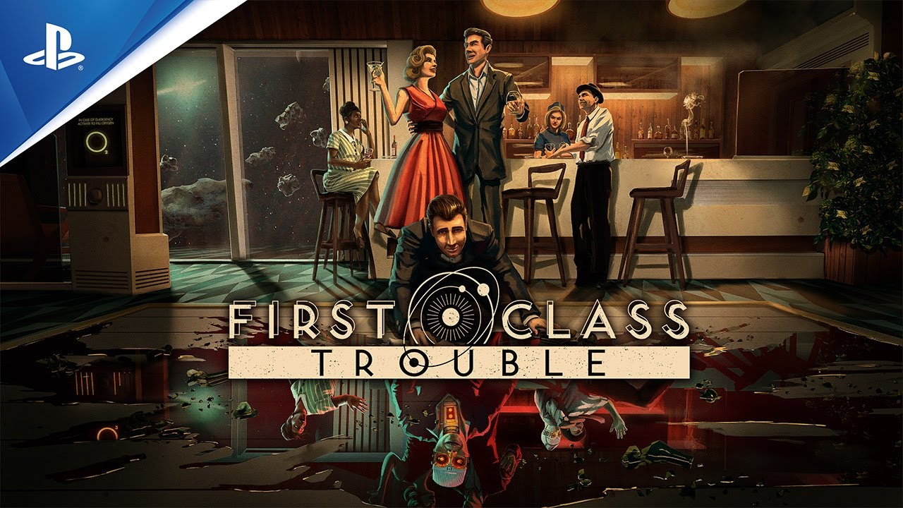 First Class Trouble's intergalactic shenanigans coming to PS5