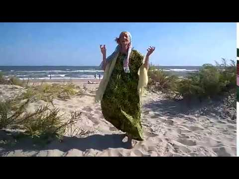 Олена Бурдаш і море. 2017 - YouTube