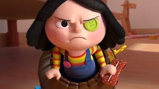 도도(Dodo)-엄마에게 복수를 꿈 꾸는 장난감?!_청강대 애니메이션스쿨 2017년 졸업작품(animation)