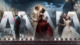 Anna Karenina Film Trailer
