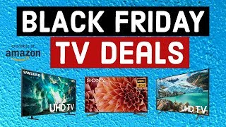 Best Black Friday LED TV Deals - Best Television Deals For Black Friday 2019 📺