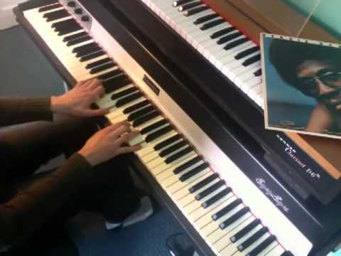 'Gentle Thoughts' playalong (Herbie Hancock Rhodes Solo)