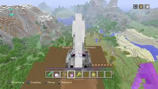how to make a flying horse in minecraft xbox 360 - Free