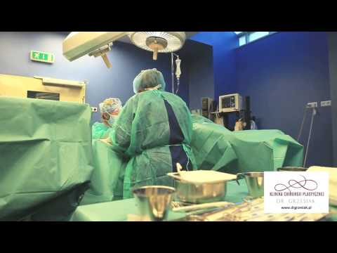 Krasnojarsk mieć operację na piersi