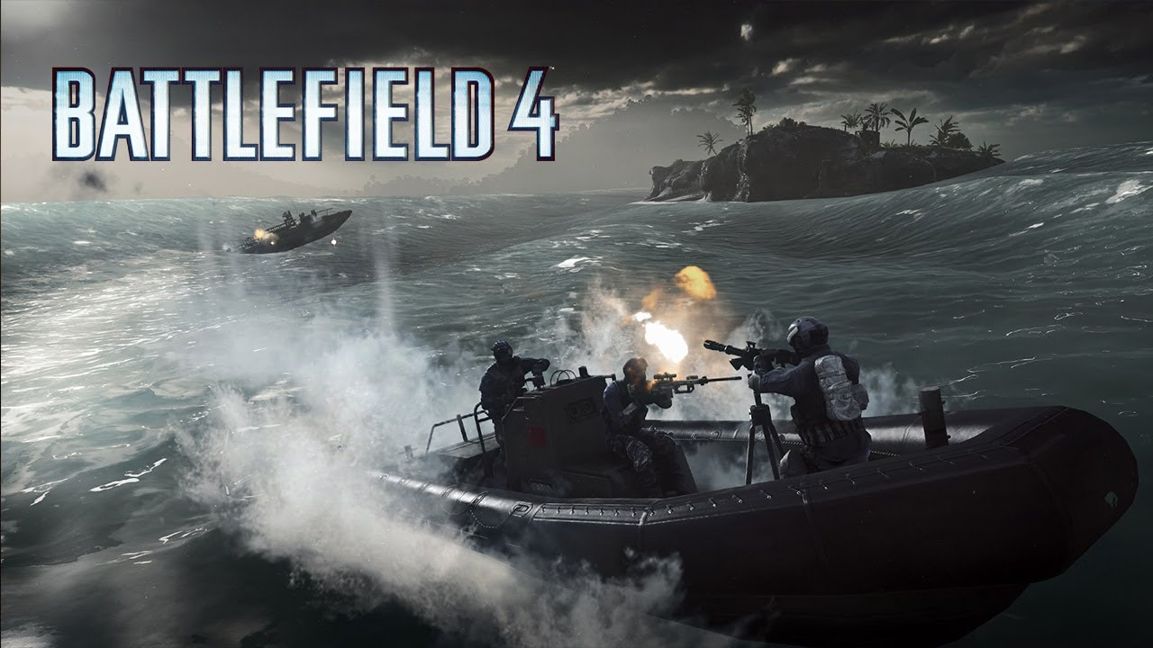 Battlefield 4 Multiplayer Maps Look Off The Chain
