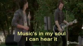 "Camp Rock ""Play My Music"" *with lyrics*"
