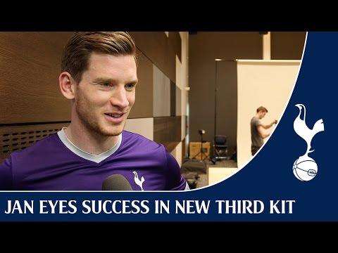 Purple Patch! Jan Eyes Success In New Third Kit
