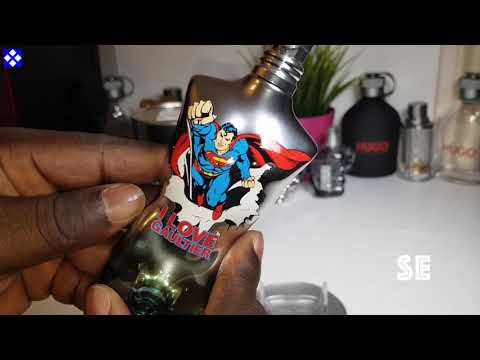 Le Male Superman Eau Fraiche by Jean Paul Gaultier I Love Gaultier Eau de Toilette Spray (Unboxing)