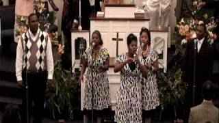 The Anointed Mims Singers:  Standing In The Need Of Prayer