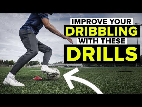 5 Simple Drills To Improve Dribbling Skills
