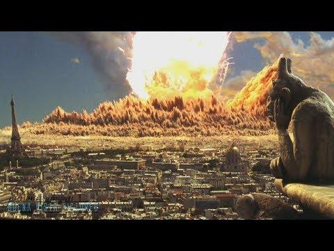 Armageddon  1998  All Impact Scenes [Edited] (видео)