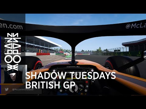 Shadow Tuesdays | F1 2019 | British GP