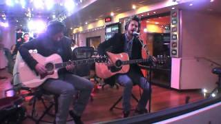 30 Seconds To Mars   Revenge Live Acoustic on NRJ RadioFrance