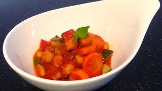 Kochpost - Marokkanischer Kichererbseneintopf vegan