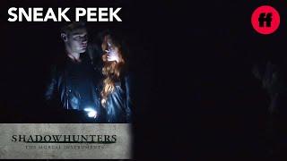 Shadowhunters | Season 1, Episode 2 Sneak Peek: Clary & Jace