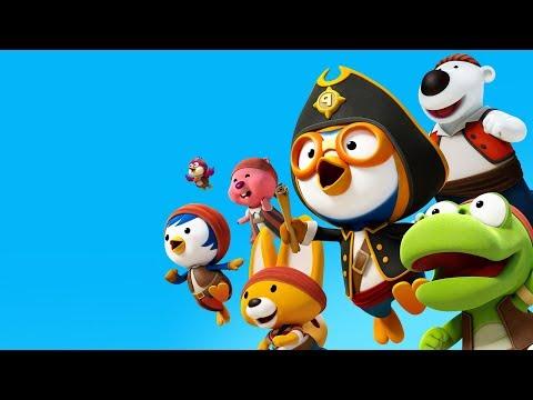 Пингвиненок Пороро. Пираты острова сокровищ - трейлер 2020