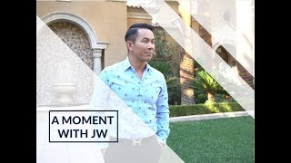A Moment with JW - Books & People