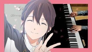 mqdefault - 【Piano】君の膵臓をたべたい ost / 너의 췌장을 먹고싶어 - 팡파레 / ファンファーレ / Kimi no Suizou wo Tabetai