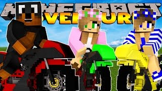 Minecraft - Donut The Dog Adventures - GETTING CAPTURED BY EVIL LITTLE KELLY!