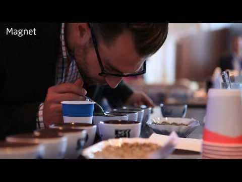 BWT water+more als Goldsponsor der SCAE Kaffee Olympiade 2013 in Berlin