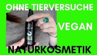Das beste Serum Naturkosmetik Vegan tierversuchsfrei mit Hyaluron Satin Naturel