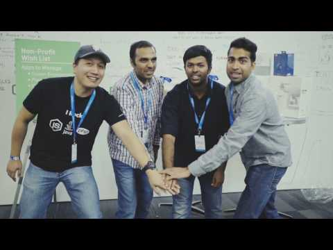 Small Business Tech Hackathon 2016
