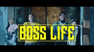 "YFN Lucci ""Boss Life"" Ft. Offset"
